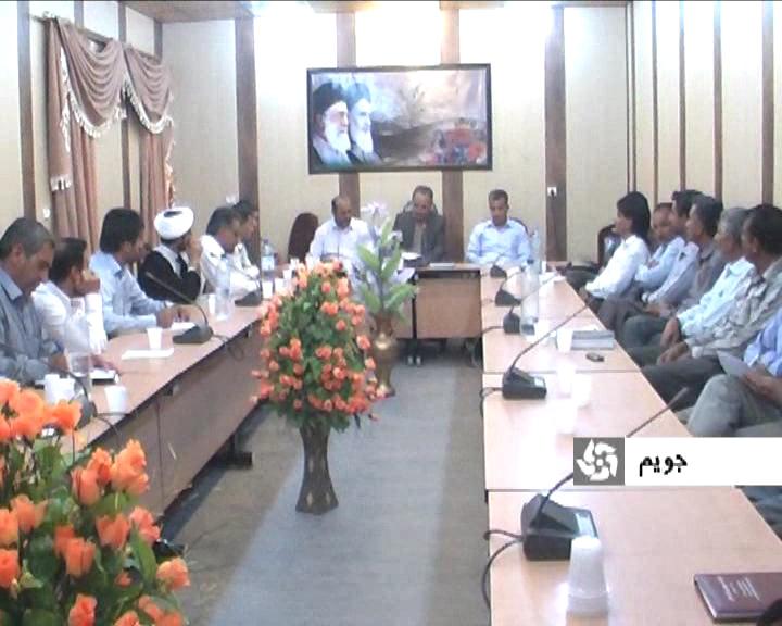 انحلال شورای اسلامی شهر جویم